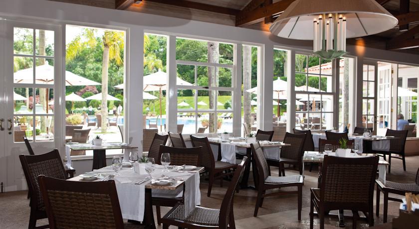 ベルモンドホテル ダス カタラタス レストラン