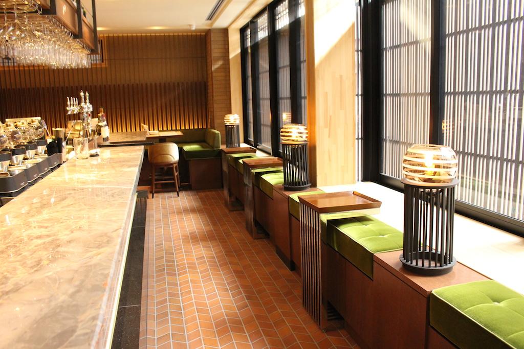 RIGOLETTO SMOKE GRILL & BAR(リゴレット スモーク グリル & バー)の室内風景
