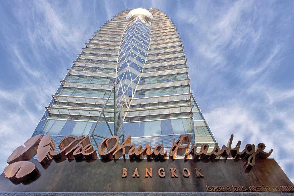 オークラ・プレステージ・バンコク The Okura Prestige Bangkokの外観