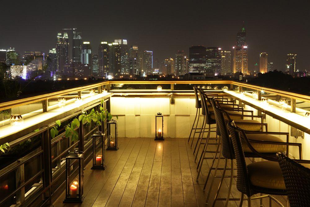 ザ・エルミタージュ・メンテン・ジャカルタ The Hermitage Menteng Jakartaからの眺め