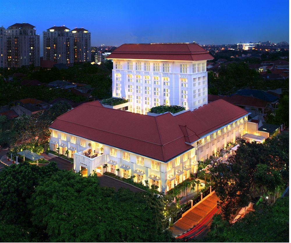 ザ・エルミタージュ・メンテン・ジャカルタ The Hermitage Menteng Jakartaの外観