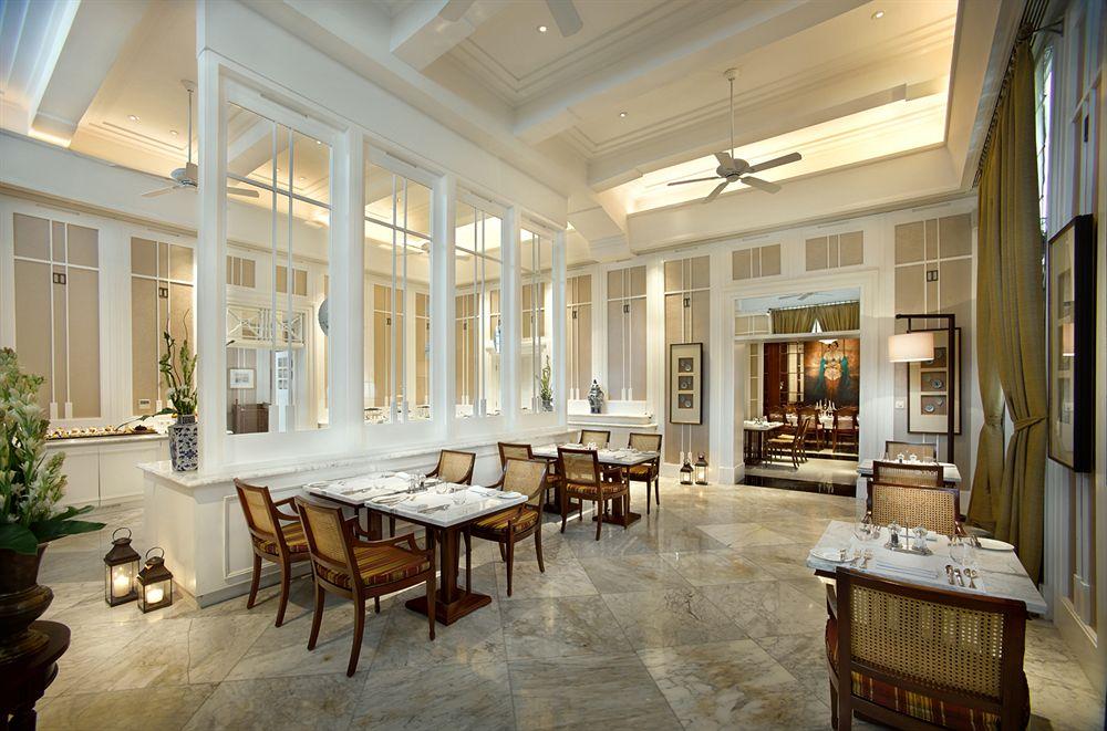 ザ・エルミタージュ・メンテン・ジャカルタ The Hermitage Menteng Jakartaのレストラン
