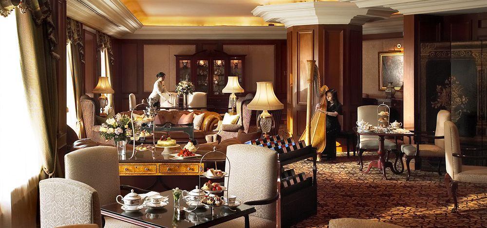 ザ・リッツ・カールトン・クアラルンプール The Ritz-Carlton Kuala Lumpurのラウンジ