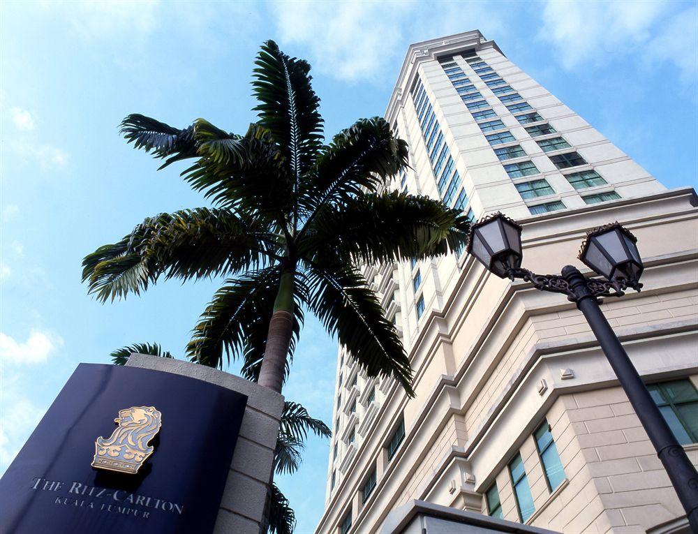 ザ・リッツ・カールトン・クアラルンプール The Ritz-Carlton Kuala Lumpurの外観