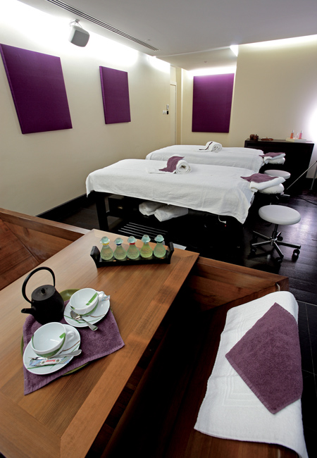 モンテカルロ・ベイ・ホテル&リゾート Monte Carlo Bay Hotel & Resortのスパ