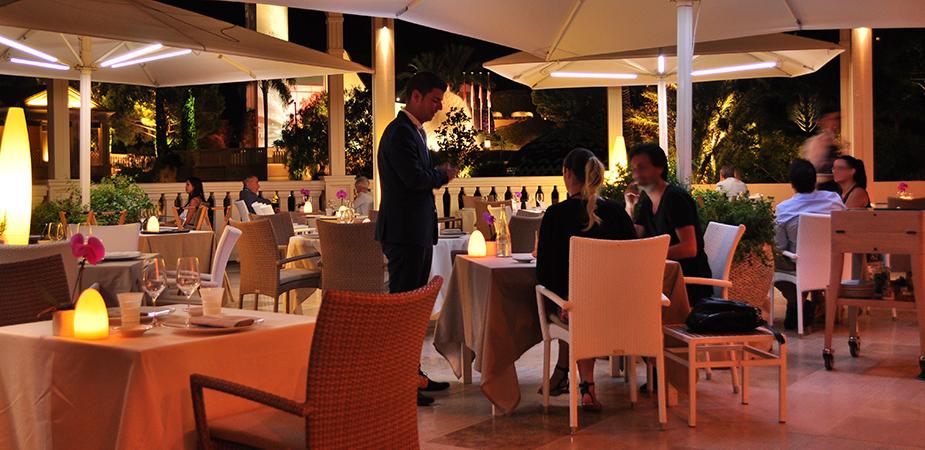 モンテカルロ・ベイ・ホテル&リゾート Monte Carlo Bay Hotel & Resortのレストランの料理