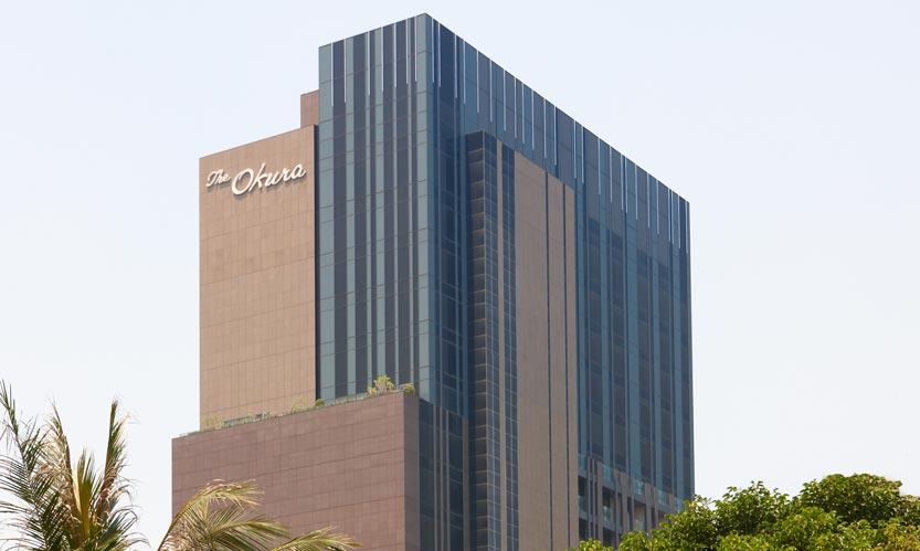 オークラ・プレステージ・台北 The Okura Prestige Taipeiの外観