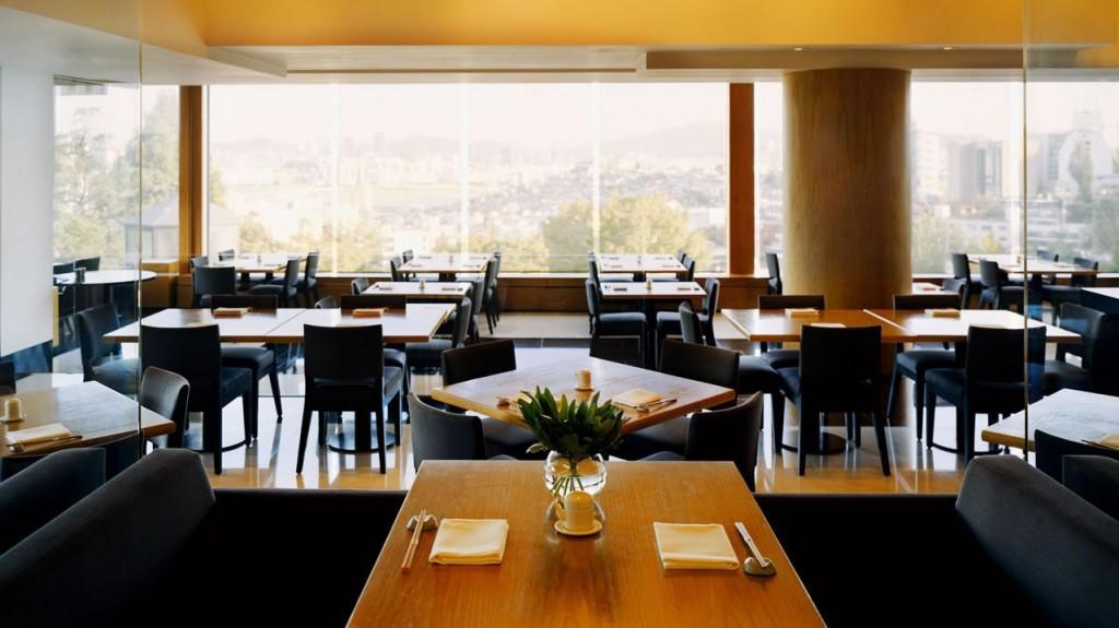 グランド・ハイアット・ソウル Grand Hyatt Seoulのレストラン