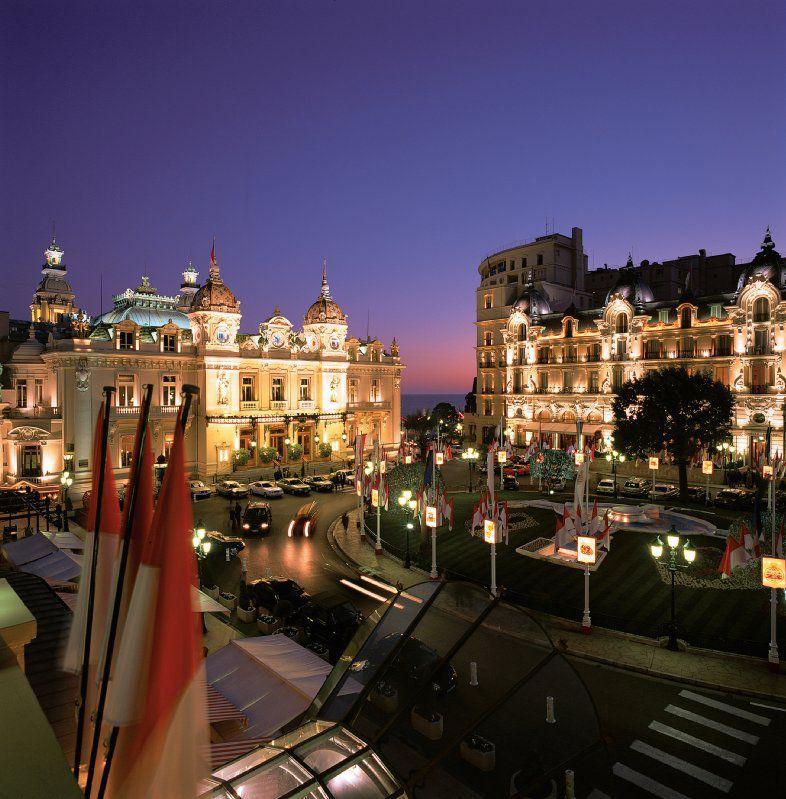 オテル・ド・パリ・モンテカルロ Hotel de Paris Monte-Carloの風景