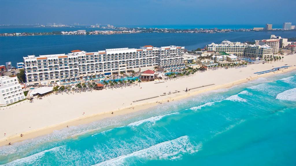 ハイアット・ジラーラ・カンクン Hyatt Zilara Cancunの風景