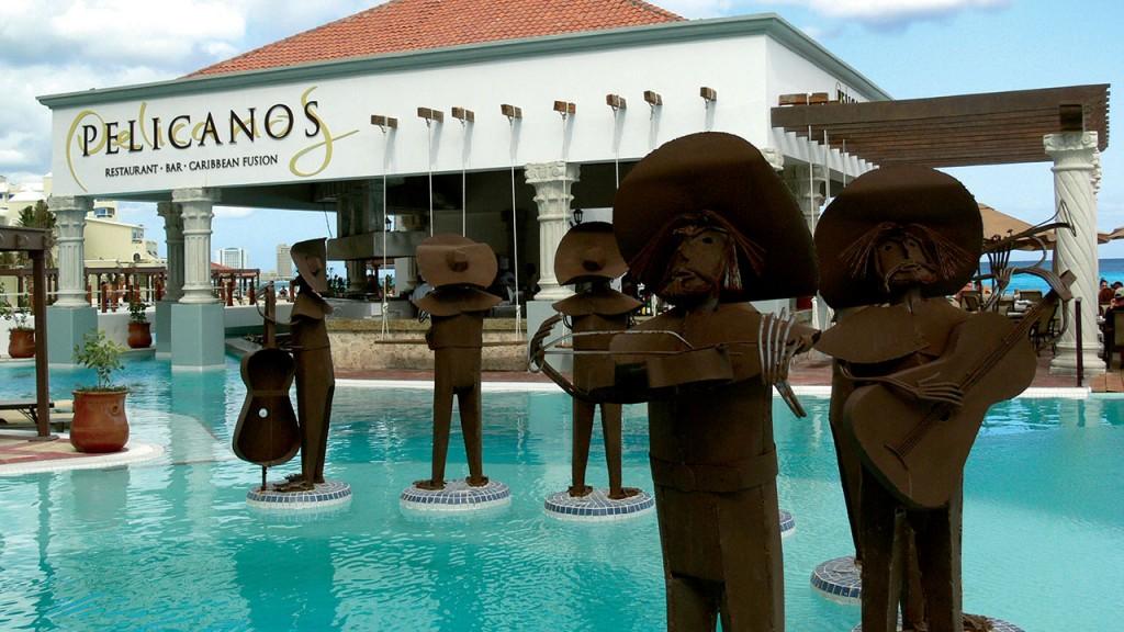 ハイアット・ジラーラ・カンクン Hyatt Zilara Cancunのレストラン