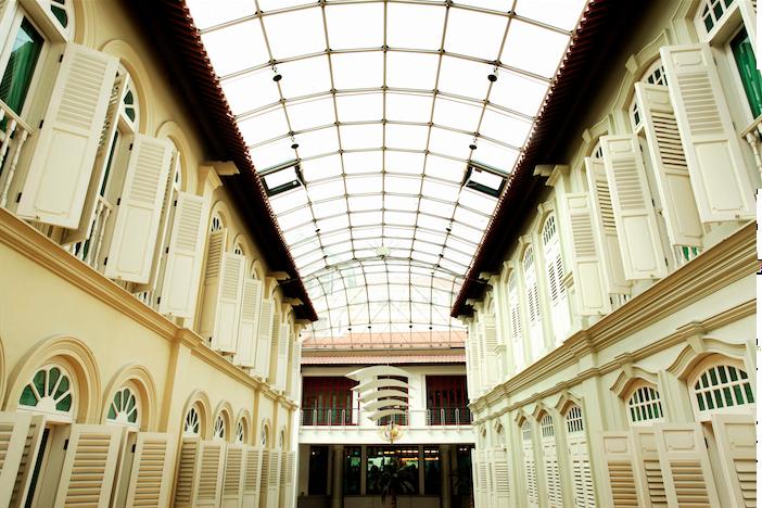 インターコンチネンタル・シンガポール InterContinental Singaporeの紹介