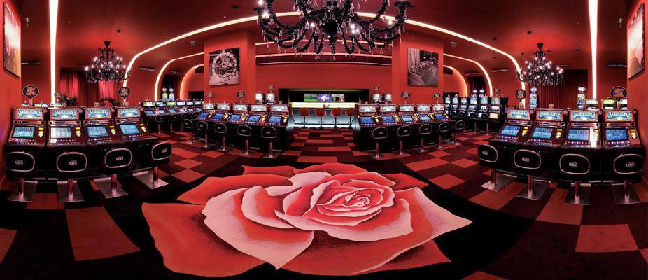 モンテカルロ・ベイ・ホテル&リゾート Monte Carlo Bay Hotel & Resortのカジノ