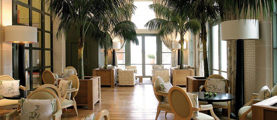 モンテカルロ・ベイ・ホテル&リゾート Monte Carlo Bay Hotel & Resortのロビーラウンジ