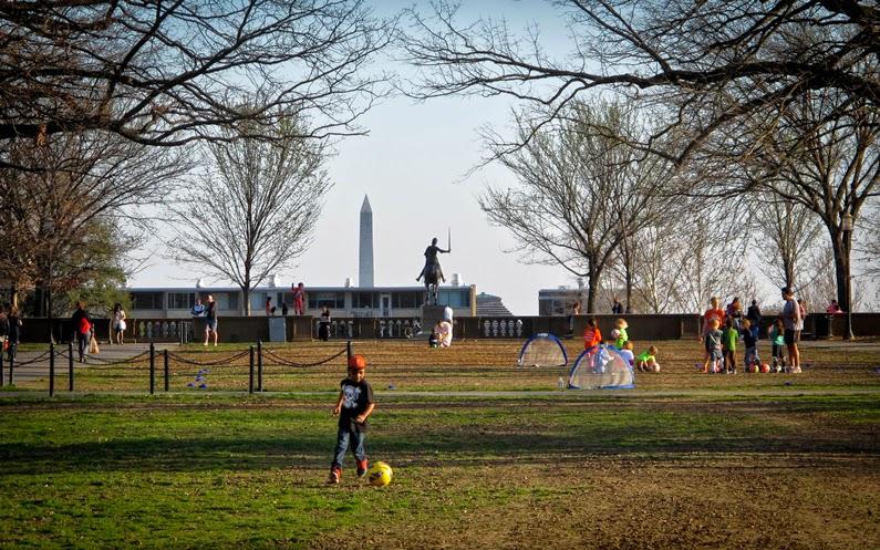 ワシントンD.C. Washington D.C.のスカルプチャー・ガーデン
