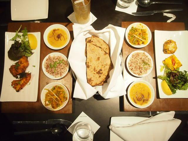 パン・パシフィック・シンガポール Pan Pacific Singaporeのインド料理ラン・マハール