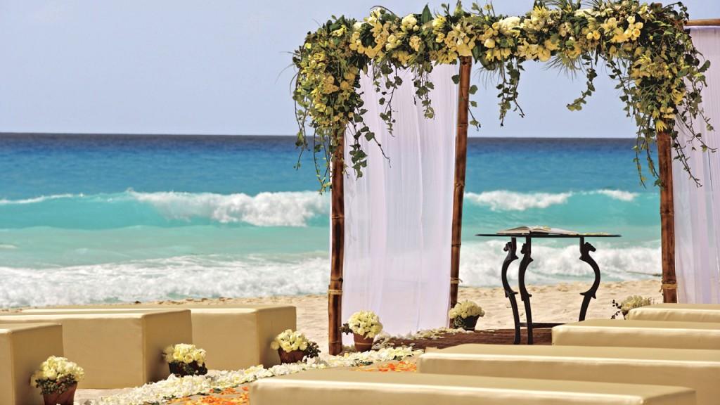 ザ・リッツ・カールトン・カンクン The Ritz-Carlton Cancunの風景