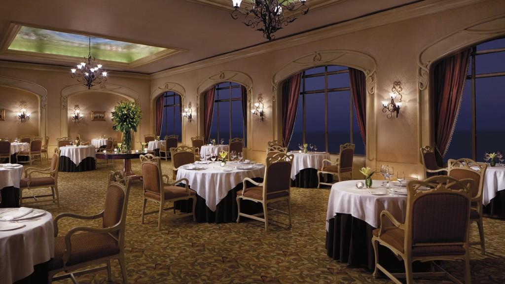 ザ・リッツ・カールトン・カンクン The Ritz-Carlton Cancunのレストラン
