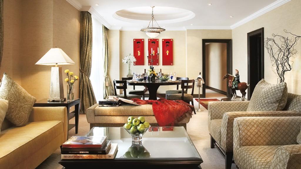 ザ・リッツ・カールトン・クアラルンプール The Ritz-Carlton Kuala Lumpurの客室