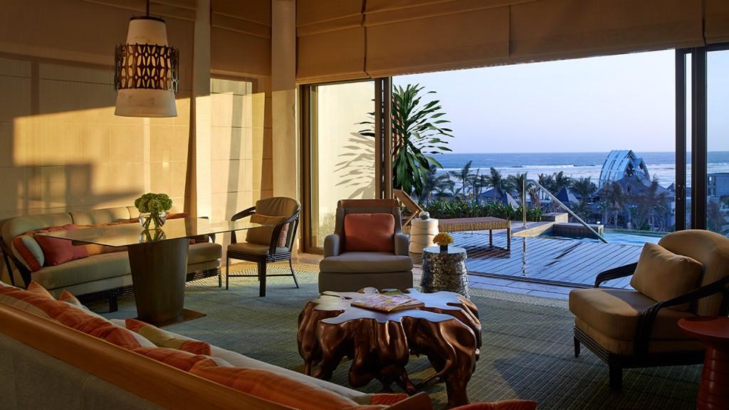 ザ・リッツ・カールトン・バリ The Ritz Carlton Baliの客室