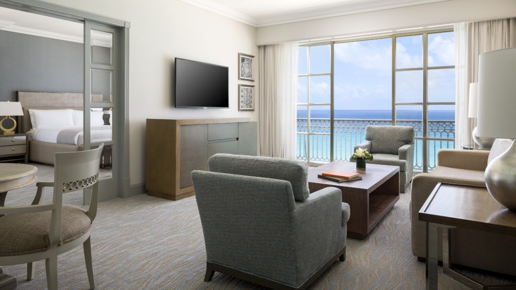 ザ・リッツ・カールトン・カンクン The Ritz-Carlton Cancunの客室