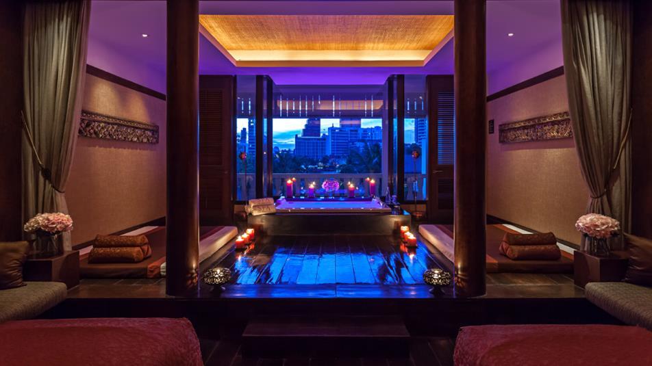ザ・ペニンシュラ・バンコク Peninsula Bangkok Hotelのスパ