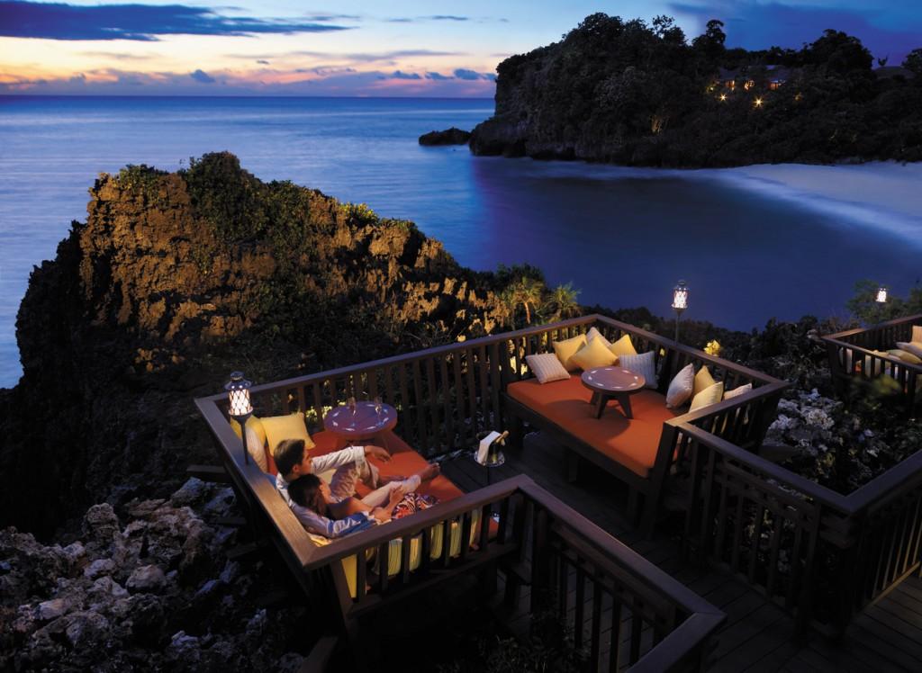 シャングリ・ラ・ボラカイ・リゾート・アンド・スパ Shangri-La's Boracay Resort & Spaのレストラン