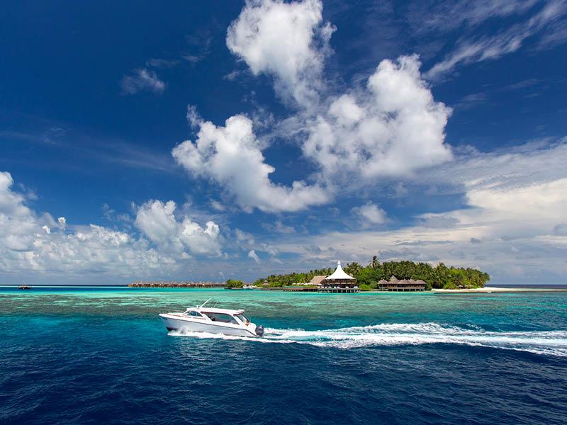 バロス・モルディブ Baros Maldivesの風景