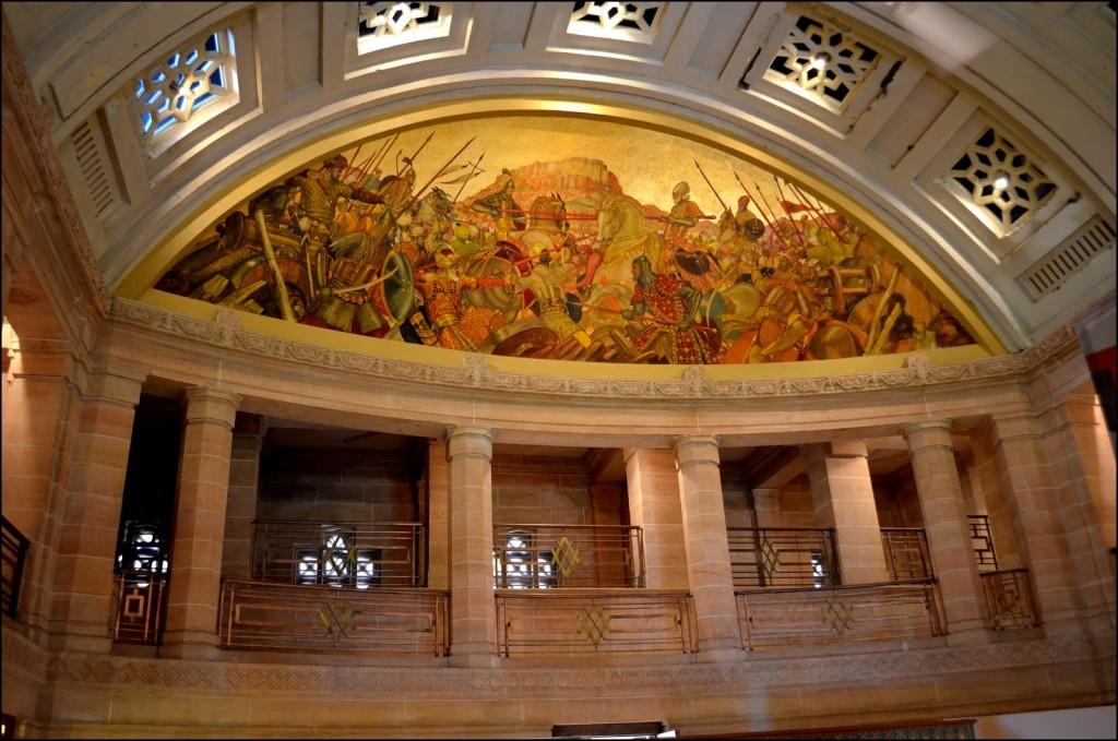 ウメイド・バワン・パレスの博物館