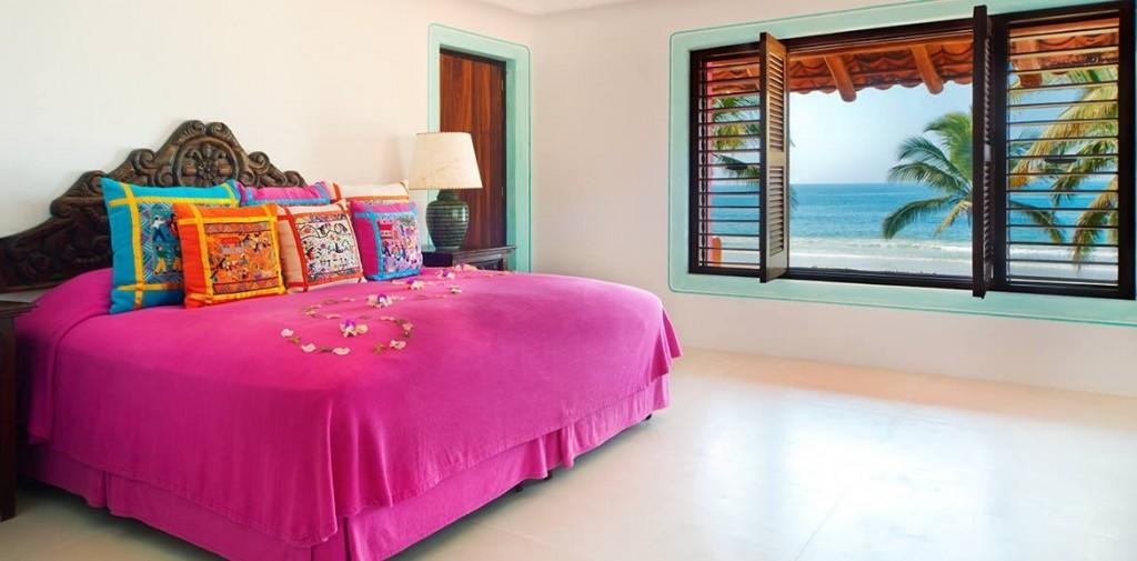 ラス・アラマンダス Las Alamandasの客室