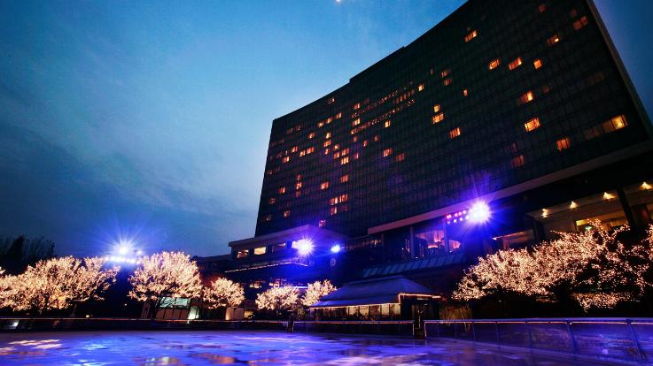 グランド・ハイアット・ソウル Grand Hyatt Seoulの外観