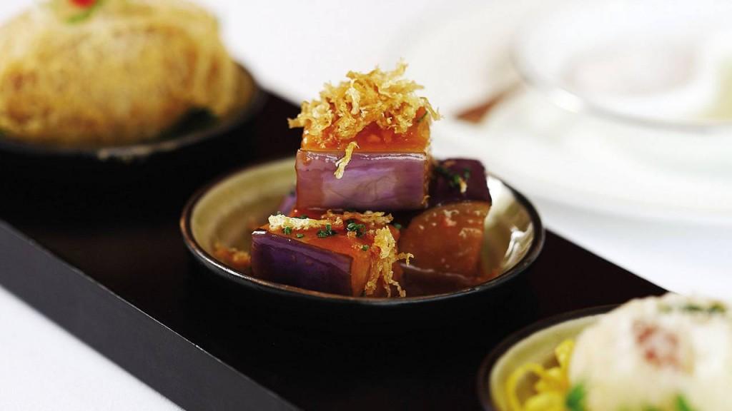 フォー・シーズンズ・ホテル・香港 Four Seasons Hotel Hong Kong 香港四季酒店の料理