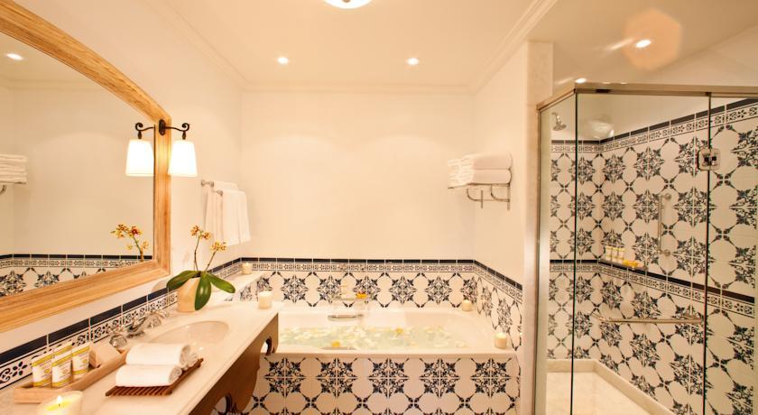 ベルモンドホテル ダス カタラタス バスルーム