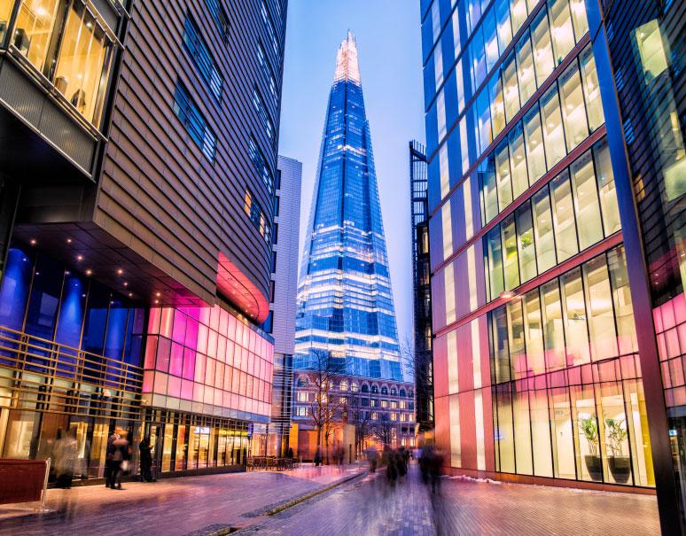 ロンドンの絶景を堪能する滞在を楽しむ「シャングリ・ラ ホテル ザ・シャード ロンドン」
