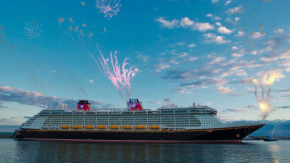ディズニー・クルーズ Disney Cruise Lineの風景