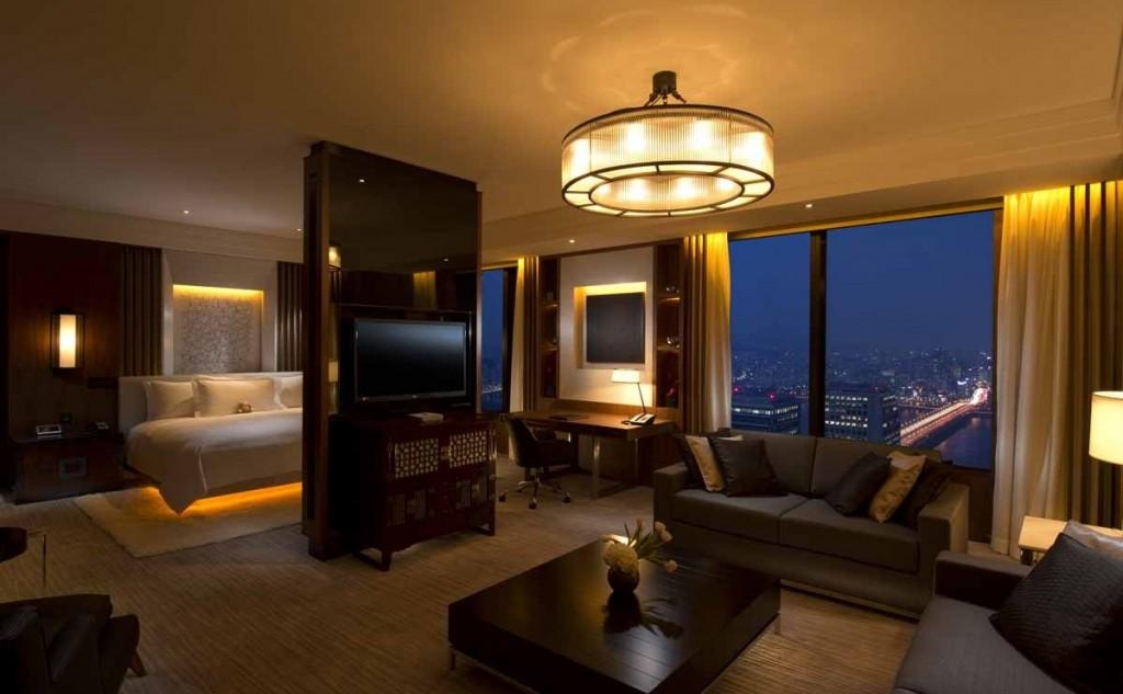 コンラッド・ソウル Conrad Seoulの客室