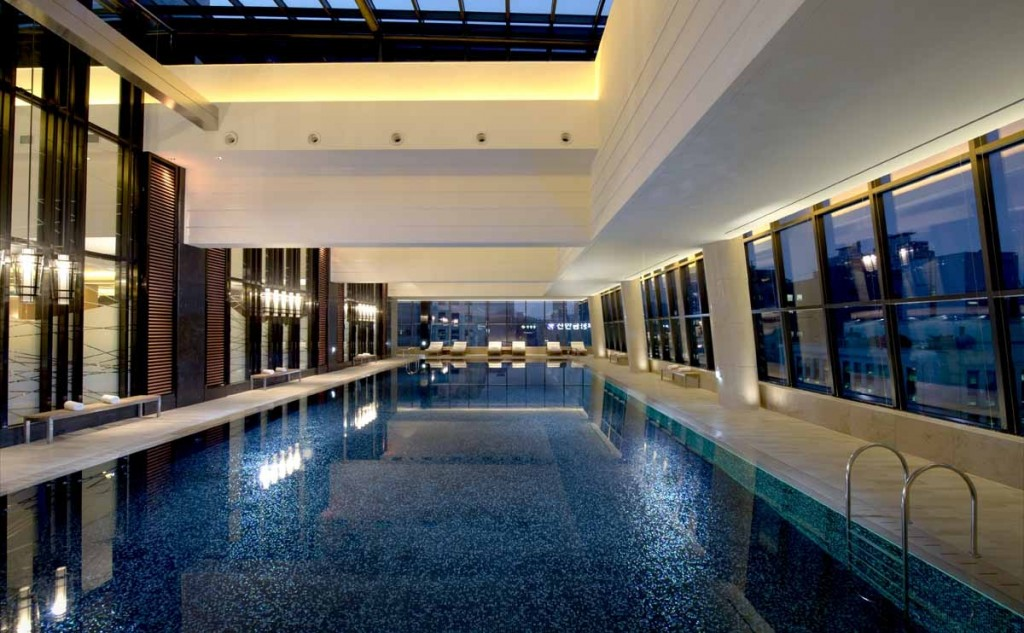 コンラッド・ソウル Conrad Seoulのプール
