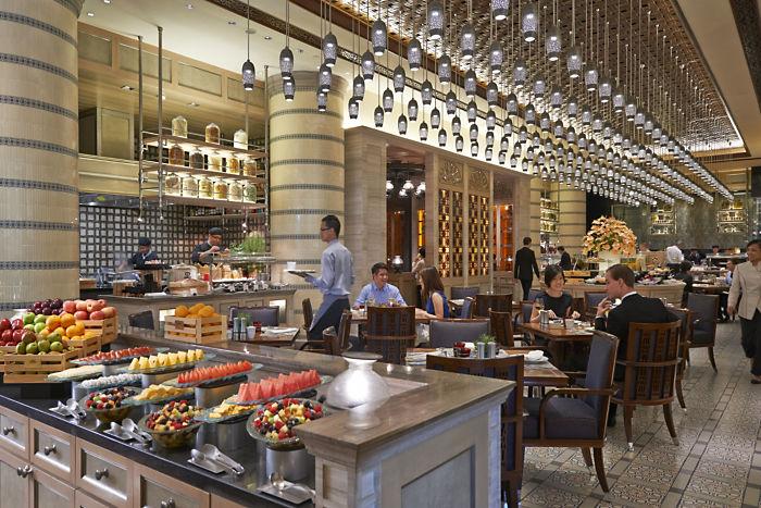 マンダリン・オリエンタル・クアラルンプール Mandarin Oriental Kuala Lumpurのレストラン