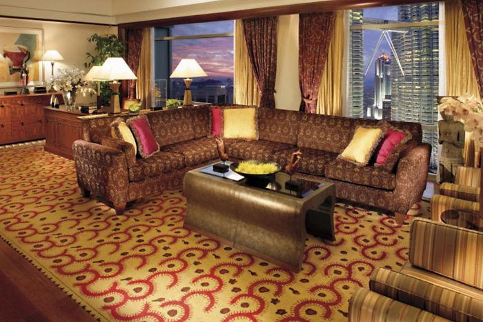 マンダリン・オリエンタル・クアラルンプール Mandarin Oriental Kuala Lumpurの客室