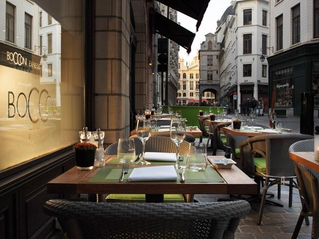Rocco Forte Hotel Amigoのレストラン