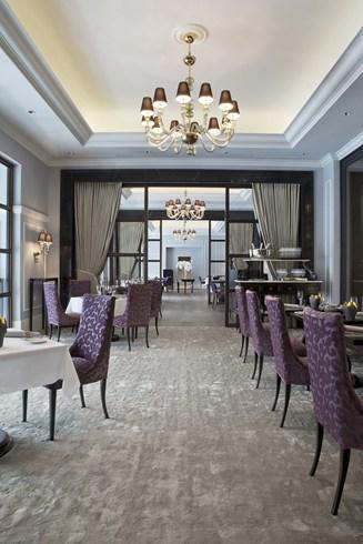 ホテル・ダングルテール Hotel D'Angleterreのレストラン