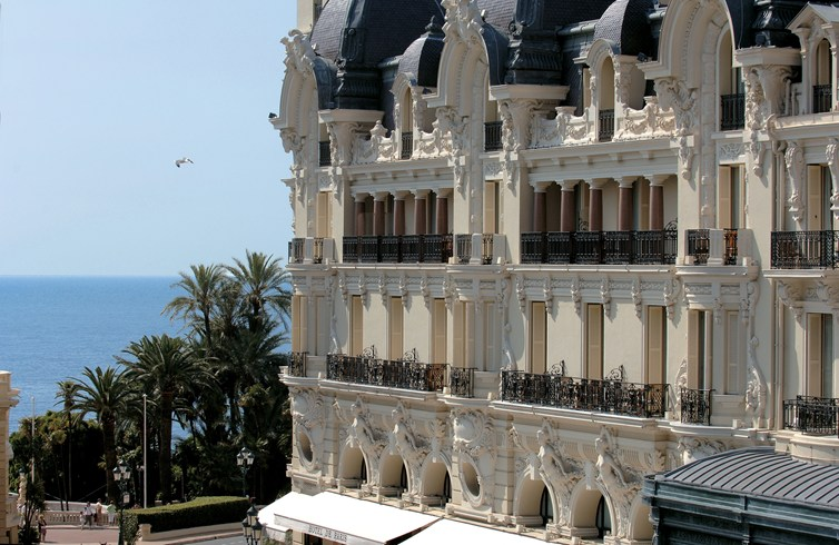 オテル・ド・パリ・モンテカルロ Hotel de Paris Monte-Carloの外観