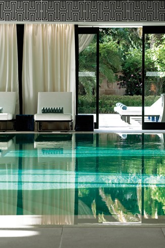 ホテル・メトロポール・モンテカルロ Hotel Metropole Monte-Carloの風景