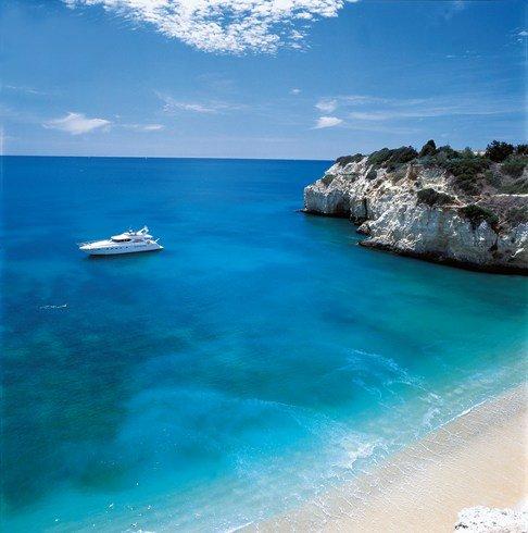 ヴィラ・ヴィータ・パルク・リゾート&スパ VILA VITA Parc Resort & Spaのビーチ