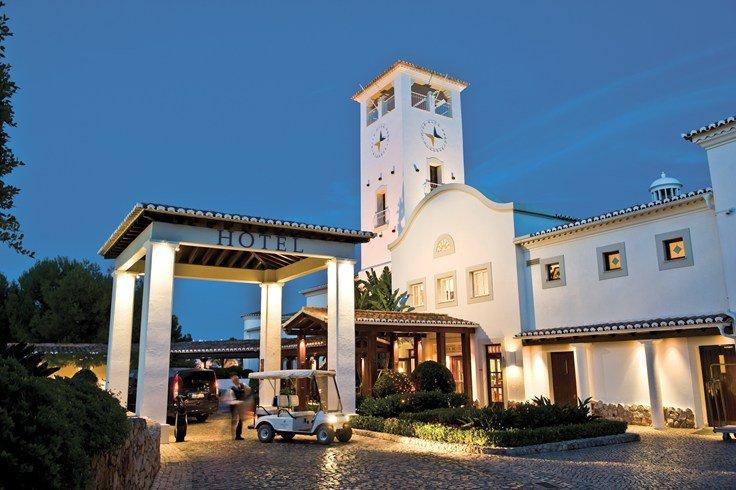ヴィラ・ヴィータ・パルク・リゾート&スパ VILA VITA Parc Resort & Spaの外観