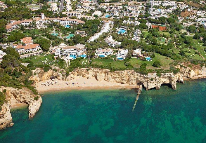 ポルトガル・アルガルベの美しき環境を存分に満喫することができる「ヴィラ・ヴィータ・パルク・リゾート&スパ」