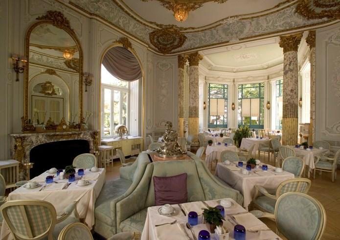 ペスターナ・パレス・ホテル&ナショナル・モニュメント Pestana Palace Hotel & National Monumentのレストラン