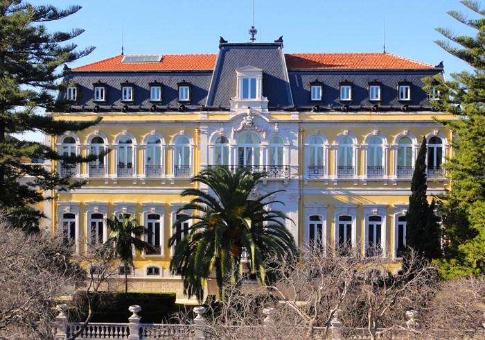 ペスターナ・パレス・ホテル&ナショナル・モニュメント Pestana Palace Hotel & National Monumentの外観