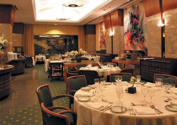 ポルト・パラシオ・コングレス・ホテル&スパ Porto Palacio Congress Hotel & Spaのレストラン