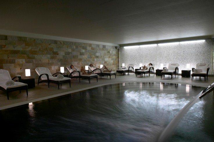 ポルト・パラシオ・コングレス・ホテル&スパ Porto Palacio Congress Hotel & Spaのスパ